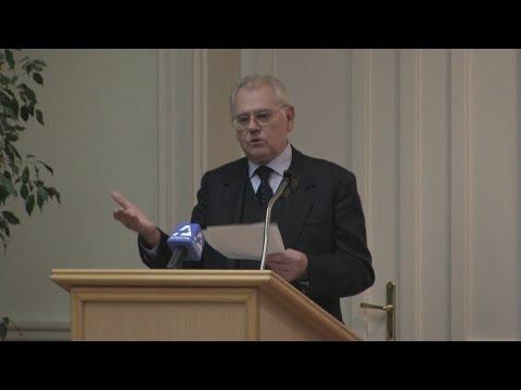 2018-02-14 Élet az Élet kenyeréből - Az Eucharisztia teológiája - Dr. Rózsa Huba