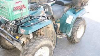 7. YAMAHA BIG BEAR- HOW TO REPAIR Leaky Petcock Fuel Valve