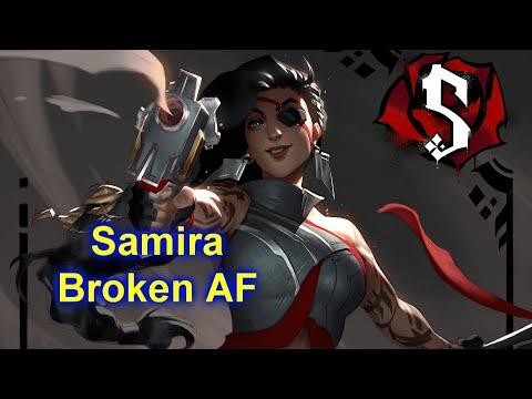 Why Samira is so damn broken