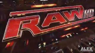 RAW Custom Intro- Burn it to the Ground (Divas Version)