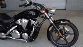 8. 2013 Sabre 1300 SALE - Honda of Chattanooga TN / VT1300CS - Motorcycle Dealer