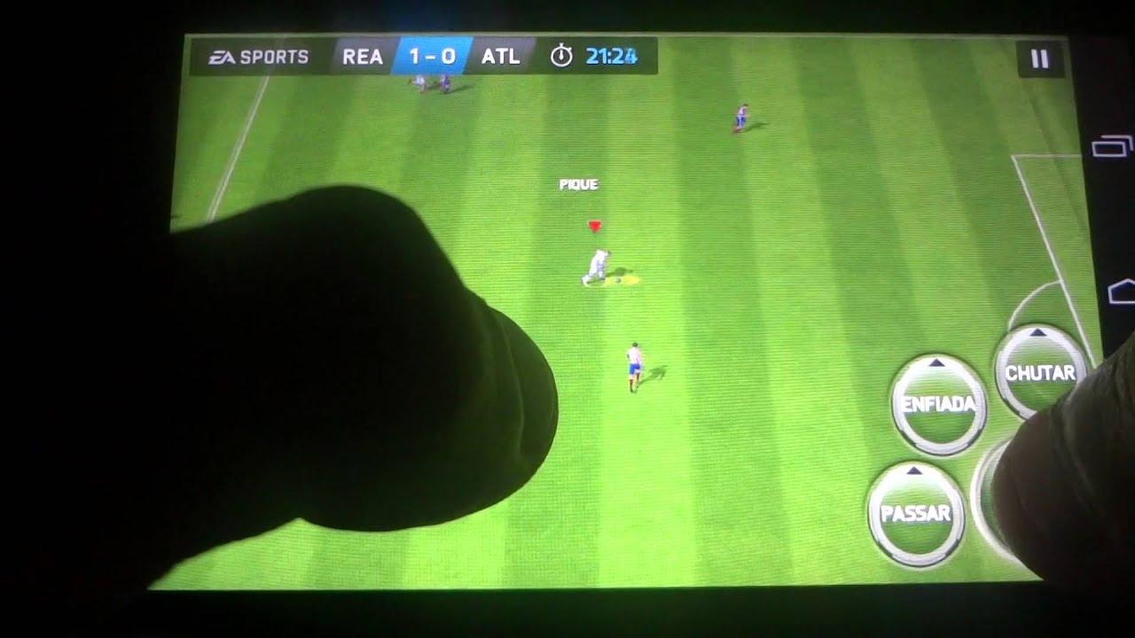 Descargar Fifa 15 Ultimate Team rodando no MOTO G – DOWNLOAD APK + DATA – ANDROID para Celular  #Android