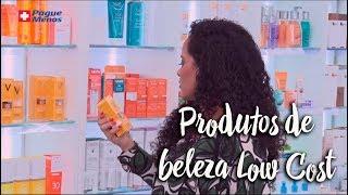 Produtos de beleza Low Cost