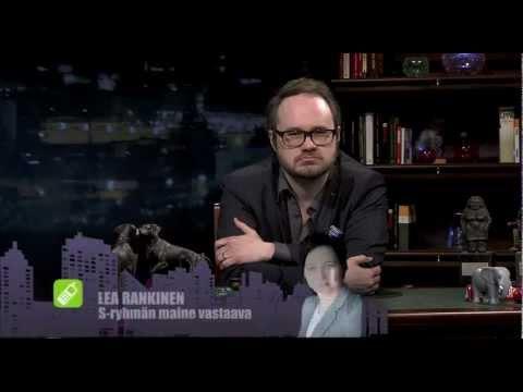 Tuomas Enbuske Talk Show - Jakso 24 - Vieraana Sami Hedberg tekijä: tvviisi