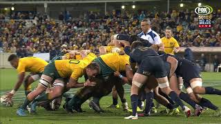Australia v Argentina First Test 2017 Rugby Championship Video Highlights