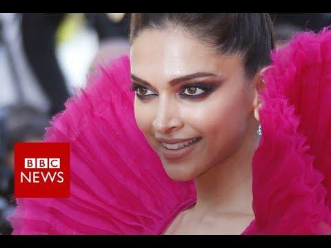 "Indian Actress Deepika Padukone on the ""Me Too"" movement - BBC News"