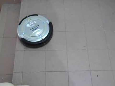 Robot Vacuum Cleaner iRova MH-488 Auto Charge