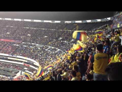 ¡Pumas Culero! América vs Pumas Cuartos de final 2014 - Ritual Del Kaoz - América
