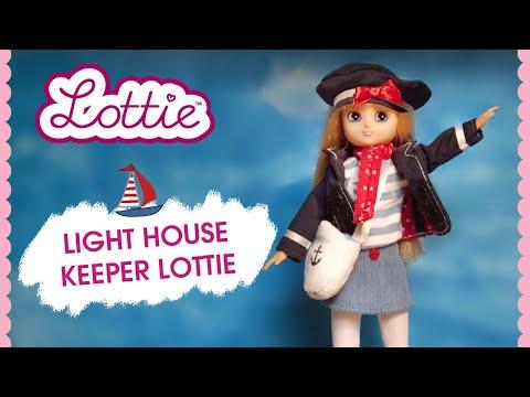 Кукла Lottie Смотритель маяка