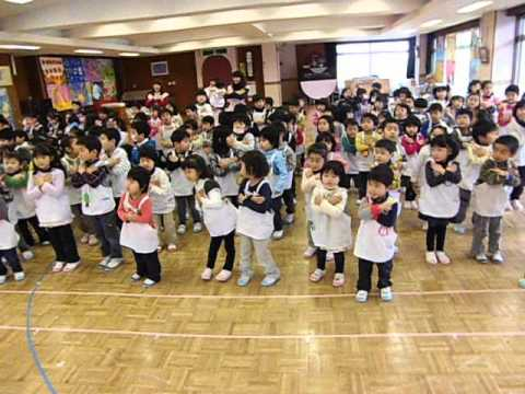 121207新潟中央幼稚園の成道会1