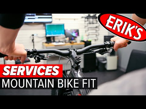 Body Geometry Mountain Bike Fit Video