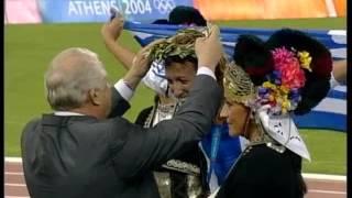 6 χρυσά,6 ασημένια και 4 χάλκινα μετάλλια ήταν ο απολογισμός της Ελλάδας στους Ολυμπιακούς αγώνες της Αθήνας.