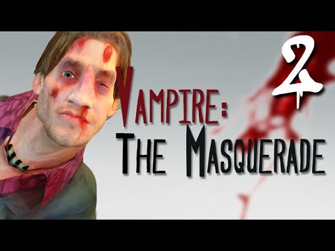 Let's Play Vampire: The Masquerade - Bloodlines [BLIND] - Part 2 - Mercurio