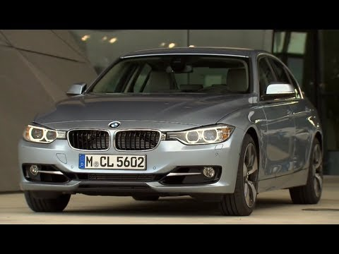 2013 BMW 3 Series F30 Electric ActiveHybrid 3 In Detail Commercial Carjam TV HD 2013
