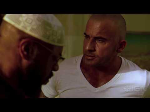 Prison Break: Official Trailer for Season 5 / Series Revival