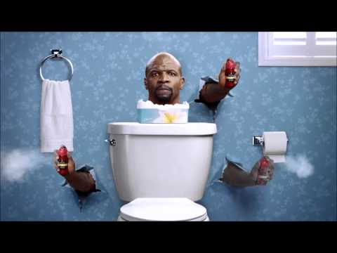 Deodorant Insane Commercial