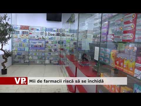 Mii de farmacii riscă să se închidă