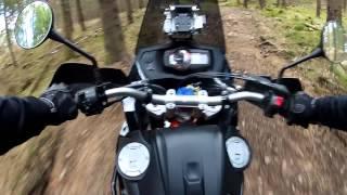 5. KTM 990 Adventure R trailing.