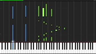 Philosophyz - Rewrite (Opening) [Piano Tutorial] (Synthesia) // PianoPrinceOfAnime