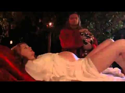 Soul's Midnight 2006 pregnant belly scene