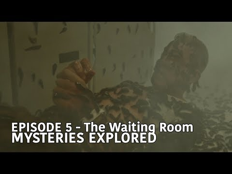 "THE MIST EPISODE 5 - ""The Waiting Room"" Mysteries Explored"