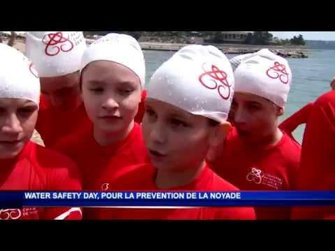 Cours de sauvetage en mer pour les collégiens de Monaco