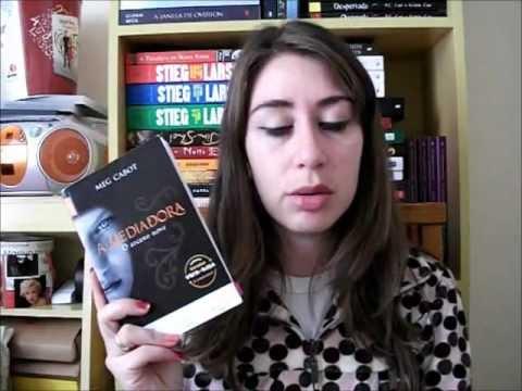 A Mediadora: O arcano nove de Meg Cabot