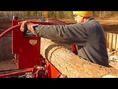 Black Creek Wood Processor