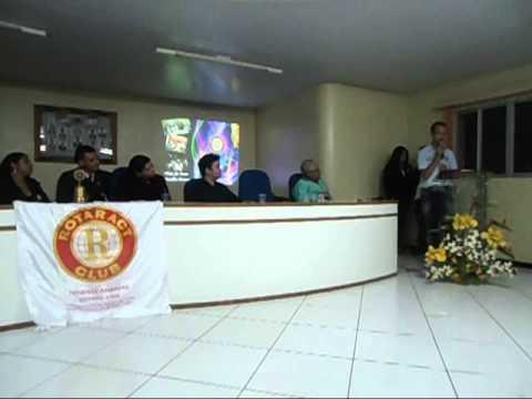Vereador Gildanio Fala sobre o Rotaract de Tenente Ananias