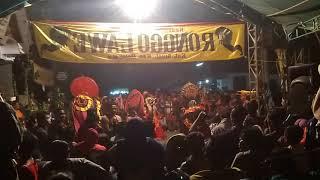 Ronggo Lawe Tari Rampok Singo Barong