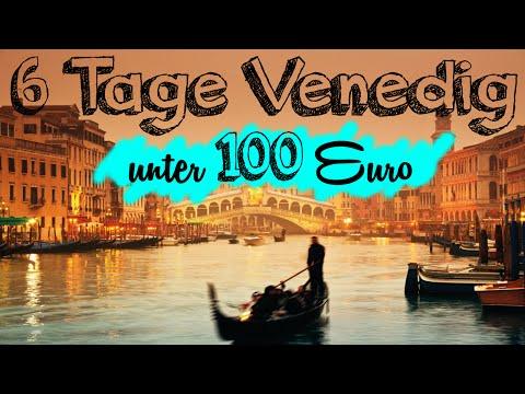 6 Tage VENEDIG unter 100 EURO