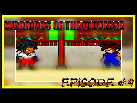 Warriors Of The Universe Season 2 (Episode #9)