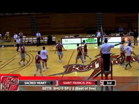 SFU v. SHU Match Highlights