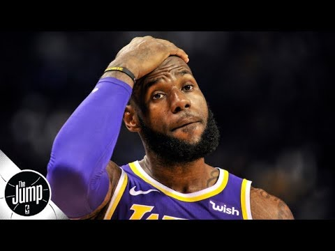 Video: Did the Clippers just hire a secret weapon vs. LeBron James? | The Jump