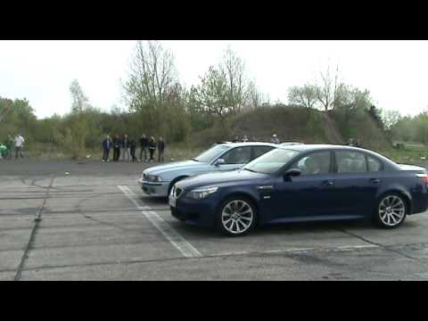 BMW M5 VS BMW M5