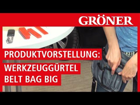 Werkzeuggürtel: Belt Bag Big