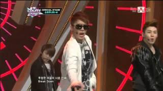 Super Junior-M(슈퍼주니어M)_Break Down 130131 Mcountdown