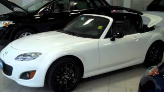 2012 Mazda MX-5 Miata Special Edition Review At Schwartz Mazda In NJ