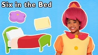 Video Six in the Bed + More | Mother Goose Club Nursery Rhymes MP3, 3GP, MP4, WEBM, AVI, FLV Juli 2019