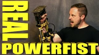 This Dude Made a Fully Functional Real Life Fallout Power Fist, and We Need It