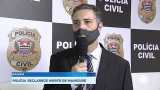 Casal suspeito de matar manicure é preso em Goiás