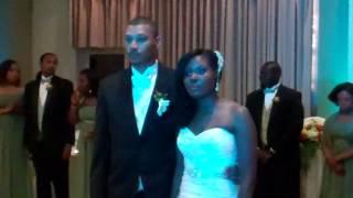 SHAWS CENTER BROCKTON WEDDING BOSTON WEDDING DJ RA-MU AND THE CREW
