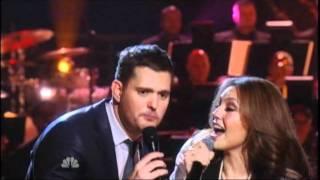 Video Michael Buble ft Thalia - Feliz Navidad (Christmas Special) MP3, 3GP, MP4, WEBM, AVI, FLV November 2018