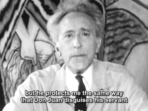 Art - Jean Cocteau Speaks to the Year 2000 (1962)