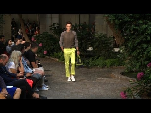 Hermès – Spring/Summer 2013 – In Motion