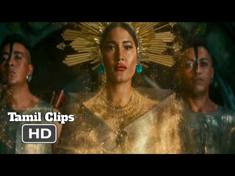 Dora And The Lost City Of Gold (2019) - Security Of Queen Scene Tamil [12/12] | MovieClips Tamil