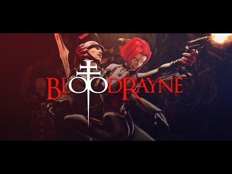 BloodRayne Game Movie (All Cutscenes) 2002