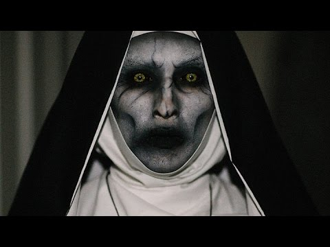 The Conjuring 2 Valak Inspired Makeup | Halloween 2016
