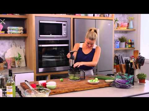 Shredded Chicken, Brussel Sprout and Grape Slaw | S5 E77
