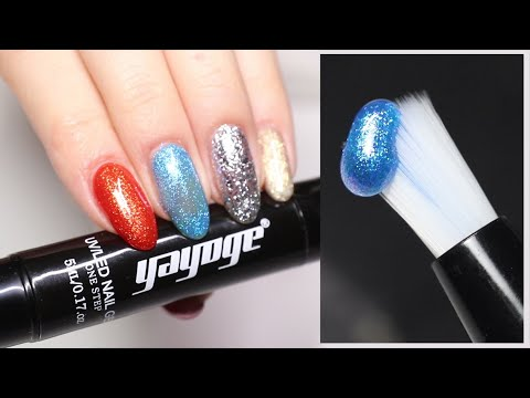 Gel nails - Gel Polish PEN - Review and swatches